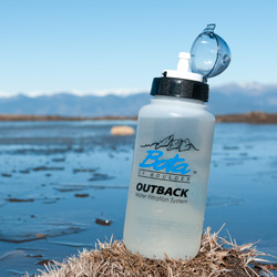 Bota of Boulder Outback Water Filtration System
