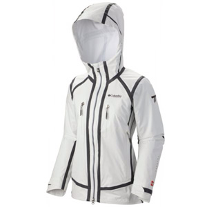 Columbia Women's Outdry Ex Platinum Tech Shell Jacket