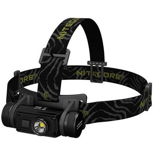 Nitecore HC60 hoofdlamp