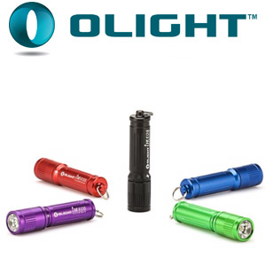 Olight i3E EOS mini-zaklamp