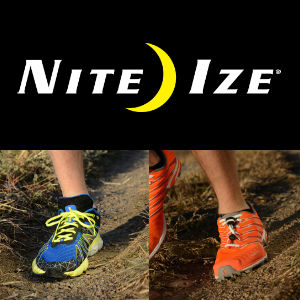 set Nite Ize Knotbone Stretch Laces en Lacelock (3x)