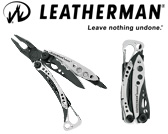 Win een Leatherman Skeletool Black & Silver!