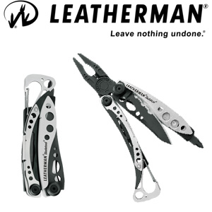 Leatherman Skeletool Black & Silver multitool