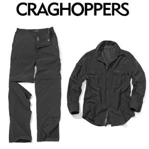 Craghoppers Nosi Life kleding