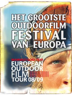 European Outdoor Film Tour 2008/2009