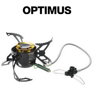 Optimus Polaris Optifuel brander