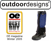 Outdoor Designs Gore-Tex Perma Gaiters
