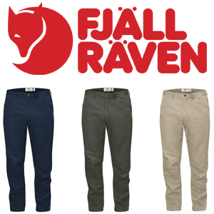 Fjällräven High Coast Trousers trekkingbroek