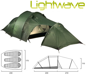 Lightwave t3 trek xt