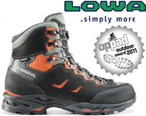e7e062b85d De Camino GTX van Lowa is een moderne trekkingschoen