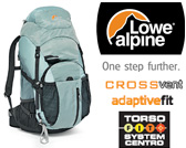 Lowe Alpine CROSSvent 45+10