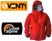 Lowe Alpine E-volution (eVENT) Jacket
