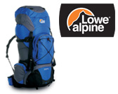 Lowe Alpine Zanskar ND 65+15