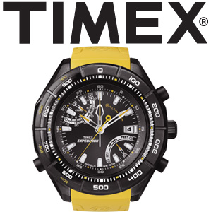 Timex Expedition E-altimeter