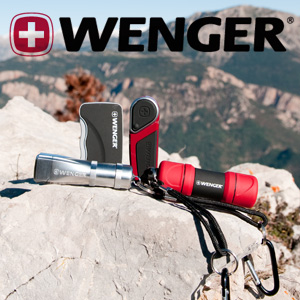 Wenger outdoor aanstekers