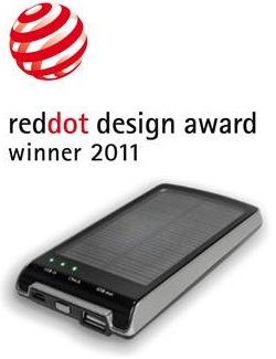 A-solar winnaar Red Dot Design Award 2011