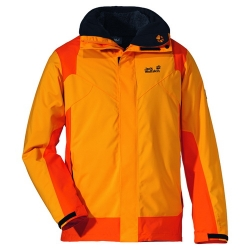 Cosmic Cloud Jacket men/women van Jack Wolfskin