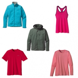 Innovatieve en exclusieve materialen in lente-collectie Patagonia