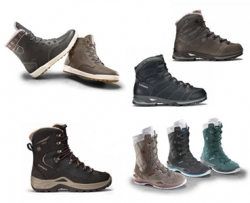 Modieus en comfortabel het winterse weer in met de Lowa Urban Cold Weather Boots