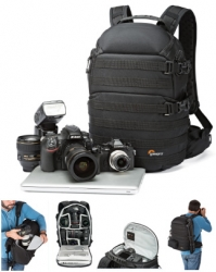 Nieuwe veelzijdige en multifunctionele ProTactic 350 AW en 450 AW camera backpacks van Lowepro