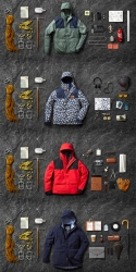 The North Face herintroduceert het Mountain Jacket