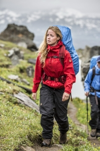 Eco-Shell van Fjallraven is waterdicht, ademend en duurzaam