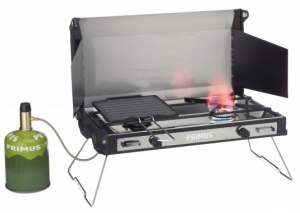 Primus introduceert Tupike, de ideale camping stove