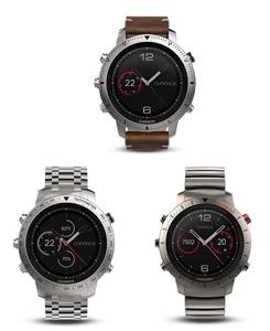 Garmin introduceert exclusieve GPS-smartwatch collectie fenix Chronos