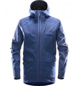 Eco Proof Jacket van Haglofs, ontworpen voor een extra lange levensduur