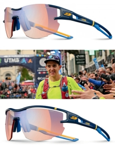 Julbo toont speciale UTMB-versies van Aero en Aerolite zonnebril