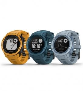 Garmin introduceert 3 nieuwe kleuren van de Instinct GPS outdoor smartwatch