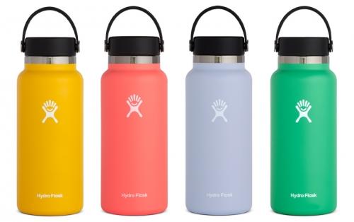 Frisse nieuwe kleuren bij Hydro Flask-kleuren