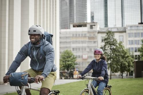 VAUDE Men's Cyclist Softshell Jacket II biedt bescherming aan jou en het milieu