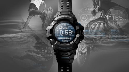 Casio introduceert eerste G-SHOCK smartwatch met Wear OS by Google