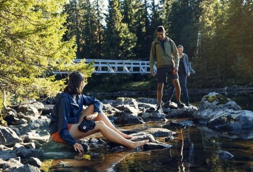 Fjallraven's Everyday Outdoor collectie voor zonnige dagen in de natuur