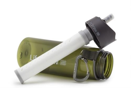 Altijd schoon en veilig drinkwater dankzij Lifestraw Go