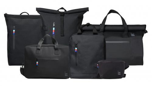 GOT BAG biedt tassen, rugzakken en reisaccessoires gemaakt van oceaanplastic