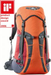Vaude wint 2006 if product design award