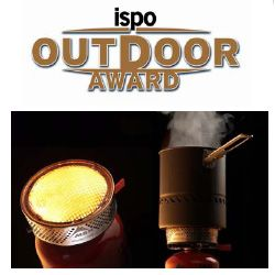 Ispo Outdoor Award voor MSR Reactor Stove
