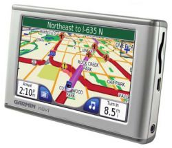 Personal Travel Assistant van Garmin