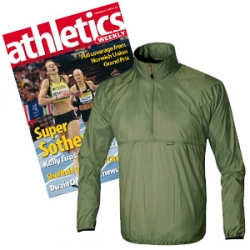 Athletics Weekly Magazine adviseert Keela Neutronic
