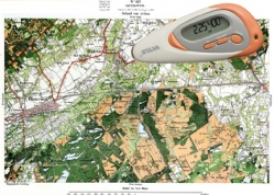 Silva Digital Map Measurer Plus