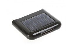A-solar iPhone Charger