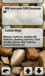 Sensatie van Garmin: Custom Maps