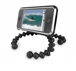 Gorillamobile 3G/3GS: multifunctionele houder voor Apple iPhone