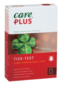 Care Plus Tick-Test op Lyme Borreliose