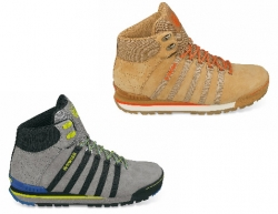 K-Swiss Classic Hiker High: city meets mountain!
