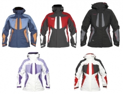 Hardshells van Bergans of Norway