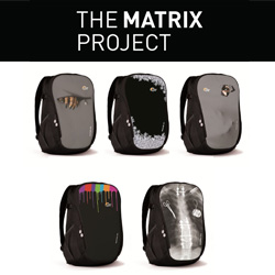 The Matrix project: coole daypacks van Lowe Alpine