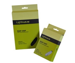 Lightwave VAP-RAP ultralight towels